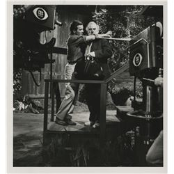 Early Television productions (40+) behind the scenes photographs.