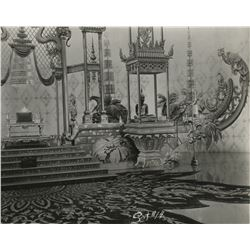 The King and I production keybook of (80+) set continuity photographs.
