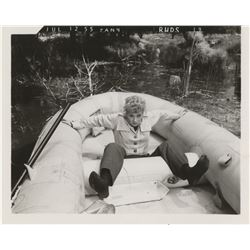 Forever, Darling (40) scene continuity photographs of Lucille Ball and Desi Arnaz.