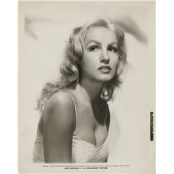 Julie Newmar (4) exceptional early glamour portrait photographs.