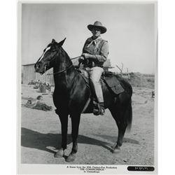 John Wayne (70+) photographs from The Comancheros.