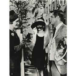 Audrey Hepburn (7) German photographs from Breakfast at Tiffany's.