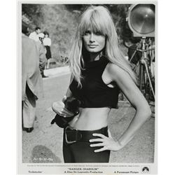 Marisa Mell (6) fashion and glamour photographs from Danger: Diabolik!