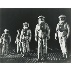 Stanley Kubrick (12) photographs from 2001: A Space Odyssey.