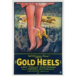 Gold Heels 1-sheet poster