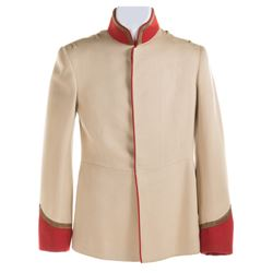 Charlie Chaplin 'Hynkel - Dictator of Tomania' military jacket from The Great Dictator.