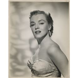 Marilyn Monroe (2) oversize portrait photographs for All About Eve.