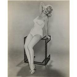 Marilyn Monroe (2) glamour portraits by Phil Burchman.