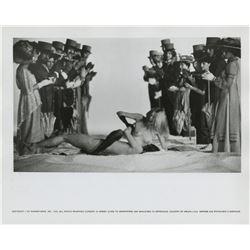 Stanley Kubrick (7) photographs from A Clockwork Orange.