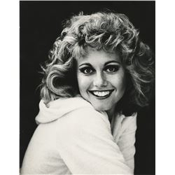 Grease (5) oversize special publicity portraits of Olivia Newton John by Alan Pappe.