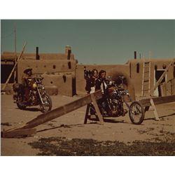 Easy Rider (4) color transparencies.