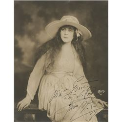 Stuart Oderman personal collection of Silent Era-stars (30+) signed portraits.
