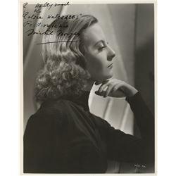 Hollywood Insider Stuart Oderman collection of (80+) celebrity signed photographs and ephemera.