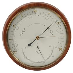 Willy Wonka and the Chocolate Factory prop 'speedometer' gauge from the Wonka Boat.