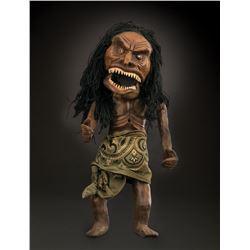 'Zuni Hunter' Fetish hero puppet from Trilogy of Terror.