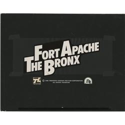 Opening title cards (2) for Fort Apache the Bronx and French Connection Part 2.