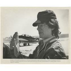 Close Encounters of the Third Kind (16) photographs including Steven Spielberg directing.