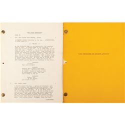 Neil Simon (2) scripts for The Prisoner of Second Avenue and The Cheap Detective.