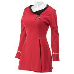Nichelle Nichols 'Lt. Uhura' third season Starfleet uniform from Star Trek: The Original Series.