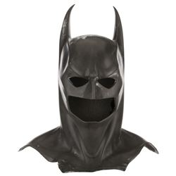 Val Kilmer 'Batman' panther cowl from Batman Forever.