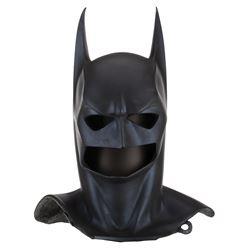 George Clooney 'Batman' anatomical batsuit panther cowl from Batman & Robin.