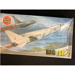 AIRFIX BAC TSR2 1:72 SCALE UNASSEMBLED MODEL KIT