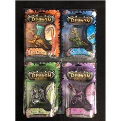 DRAGON TRADING CARD PACKS LOT