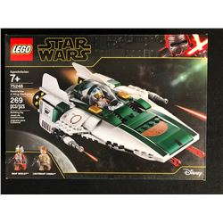 Lego Star Wars 75248 The Rise of Skywalker Resistance A-Wing Starfighter