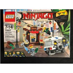 Lego 70607 Ninjago Movie City Chase