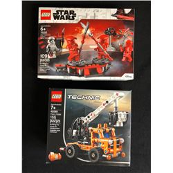 LEGO LOT (STAR WARS 75225/ TECHNIC 42088)