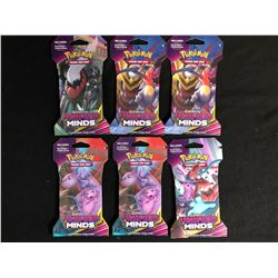 POKEMON TRADING CARD GAME LOT (UNIFIED MINDS)