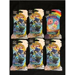 POKEMON TRADING CARD GAME LOT (SUN & MOON COSMIC ECLIPSE)