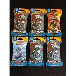 POKEMON TRADING CARD GAME LOT (SUN & MOON)