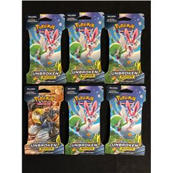 POKEMON TRADING CARD GAME LOT (SUN & MOON UNBROKEN BONDS)