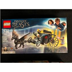 Lego Fantastic Beasts Grindelwald's Escape 75951