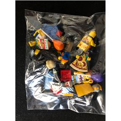 LEGO MINIFIGURES LOT