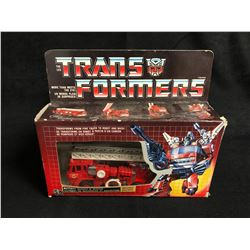 TRANSFORMERS AUTOBOT SEARCH & RESCUE (INFERNO)