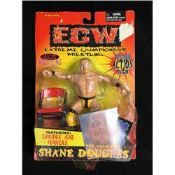 ECW GET EXTREME WRESTLING ACTION FIGURE (SHANE DOUGLAS)