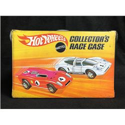 HOT WHEELS COLLECTOR'S RACE CASE W/ 48 REDLINE DIE-CAST CARS