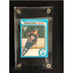 1979-80 O-PEE-CHEE #18 WAYNE GRETZKY ROOKIE CARD
