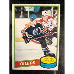 1980 O-PEE-CHEE #250 WAYNE GRETZKY