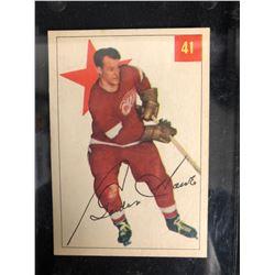 1954-55 Parkhurst #41 Gordie Howe