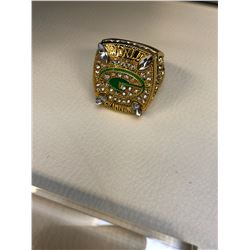 GREEN BAY PACKERS REPLICA WORLD CHAMPIONS RING