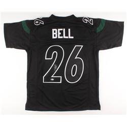 LeVeon Bell Signed Jets Jersey (Beckett COA)