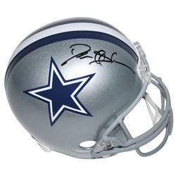 Deion Sanders Signed Dallas Cowboys Full-Size Helmet (Beckett COA)