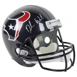 Deshaun Watson Signed Houston Texans Full-Size Helmet (Beckett COA & Watson Hologram)