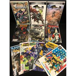 COMIC BOOK LOT (DETECTIVE COMICS/ BATMAN...)