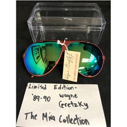 LIMITED EDITION 1989-90 WAYNE GRETZKY THE MIRA COLLECTION SUNGLASSES