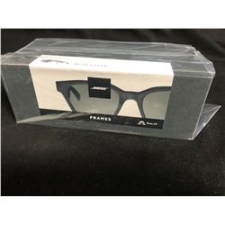 Bose - Frames Alto Audio Sunglasses with Bluetooth Connectivity - Black
