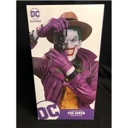 LIMITED EDITION THE JOKER STATUE BY BRIAN BOLLAND (2993 OF 5000)
